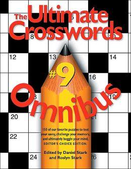 Ultimate Crosswords Omnibus