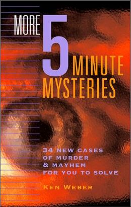 More Five-Minute Mysteries