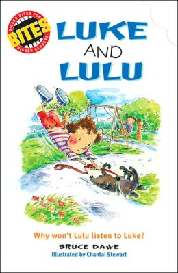 Luke and Lulu: Lulu Likes to Always Do Things Luke Doesn't Want Her Too!