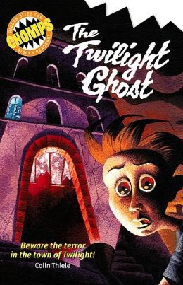 Twilight Ghost: Beware the Terror in the Town of Twilight!
