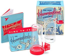 The Mini Hummingbird Feeder Kit