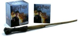 Harry Potter Wizard's Wand and Sticker Book