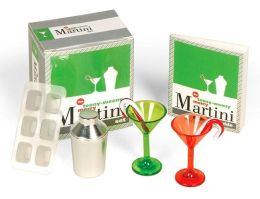 The Teeny-Weeny Merry Martini Set