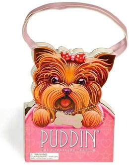 Puddin' the Yorkshire Terrier (Purse Pup)