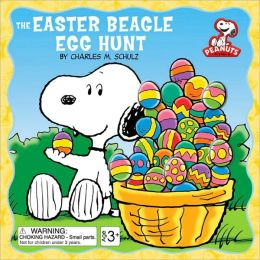 The Easter Beagle Egg Hunt