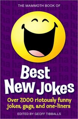 The Mammoth Book of Best New Jokes