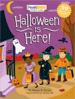Peek Inside: Halloween Is Here!