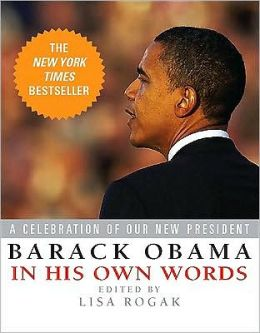 Barack Obama in His Own Words Little Gift Book