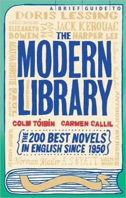 A Brief Guide to the Modern Library