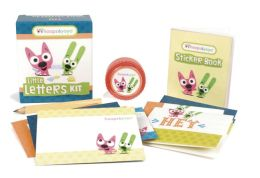 Hoops And YoYo: Little Letters Mini Kit