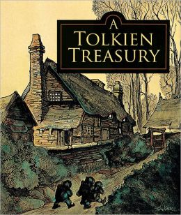 A Tolkien Treasury Little Gift Book