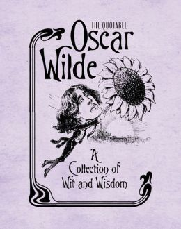 Oscar Wilde Little Gift Book