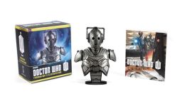 Doctor Who: Cyberman Bust and Illustrated Book Mini Kit