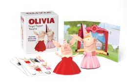 Olivia Finger Puppet Theatre Mini Kit