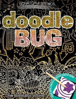 Scratch & Stencil: Doodle Bug