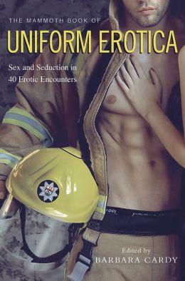 Uniform erotica cover