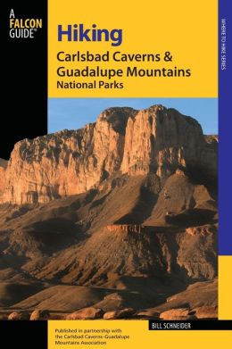 Hiking Carlsbad Caverns & Guadalupe Mountains National Parks, 2nd