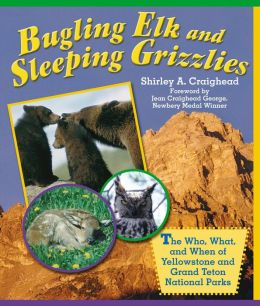 Bugling Elk and Sleeping Grizzlies: The Who, What, and When of Yellowstone and Grand Teton National Parks