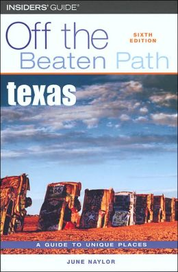 Texas Off the Beaten Path