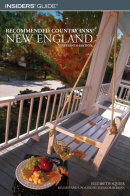 Recommended Country Inns New England