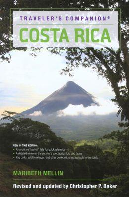 Traveler's Companion Costa Rica
