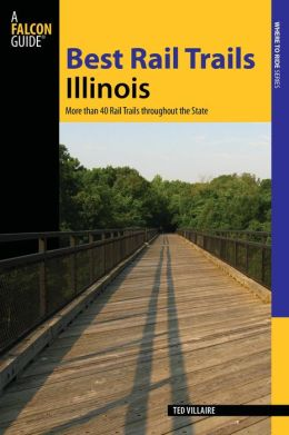 Best Rail Trails Illinois: More than 40 Rail Trails throughout the State
