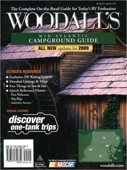 Woodall's Mid Atlantic Campground Guide, 2009