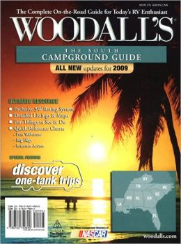 Woodall's The South Campground Guide, 2009