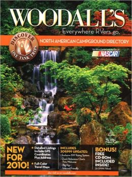 Woodall's North American Campground Directory with CD, 2010