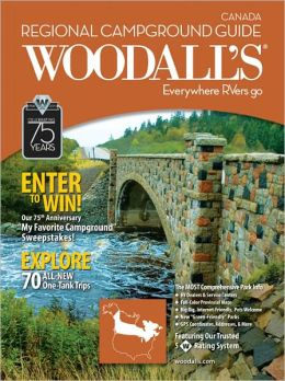 Woodall's Canada Campground Guide, 2011