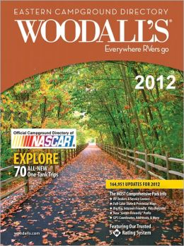 Woodall's Eastern America Campground Directory, 2012