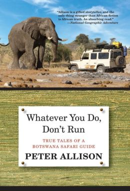 Whatever You Do, Don't Run (updated)