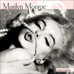 2006 Marilyn Monroe Wall Calendar