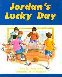 Jordan's Lucky Day