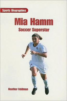 Rigby On Deck Reading Libraries: Leveled Reader Mia Hamm