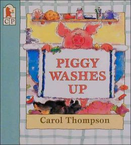 Piggy Washes Up
