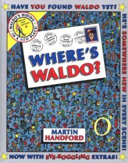 Where's Waldo?: Reissue