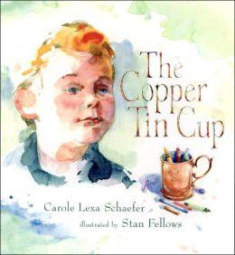 Copper Tin Cup