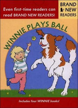 Winnie Plays Ball (Brand New Readers Series)