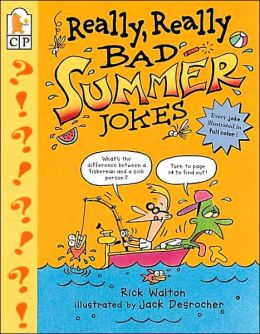 Really, Really Bad Summer Jokes