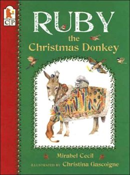 Ruby, the Christmas Donkey