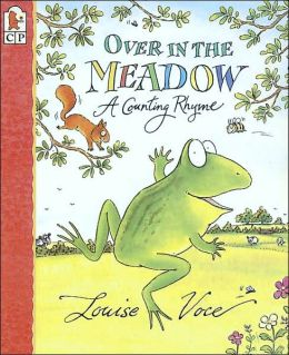 Over in the Meadow: A Counting Rhyme (Candlewick Press Big Books Series)