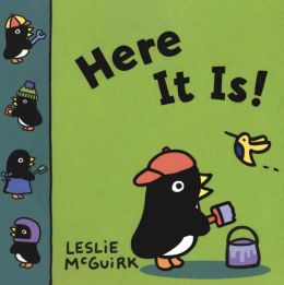 Pip the Penguin: Here It Is!