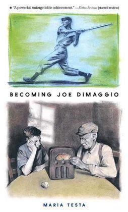 Becoming Joe DiMaggio