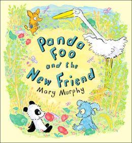 Panda Foo and the New Friend