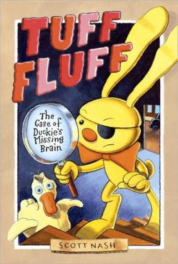 Tuff Fluff: The Case of Duckie's Missing Brain