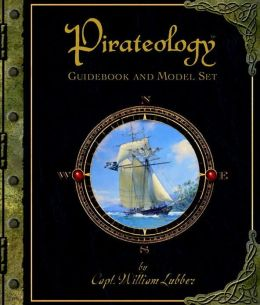 The Pirateology Guidebook and Model Set