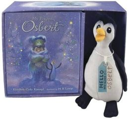 My Penguin Osbert: Book and Toy Gift Set