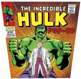 Incredible Hulk Pop-Up: Marvel True Believers Retro Collection