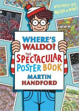 Where's Waldo? The Spectacular Poster Book